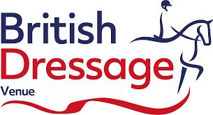 British Dressage logo